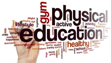homeschool physical education curriculum