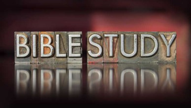 homeschool bible study