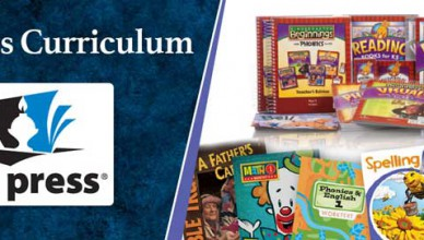 bob jones homeschool curriculum